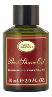 The Art of Shaving Pre-Shave Oil Sandalwood 2 oz. Shaving Cream & Gel