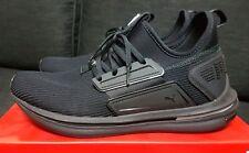 Puma Ignite Limitless Sr Mens Shoes Size US8 Brand New Black/Black