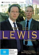 Lewis Season 6 Series Seven DVD Region 4 New Sealed