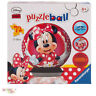 MINNIE MOUSE 3D PUZZLEBALL 72 PIECE RAVENSBURGER JIGSAW