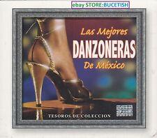 Acerina y su Danzonera,Pepe Luis y su Orquesta,Mariano Merceron y su Orquesta