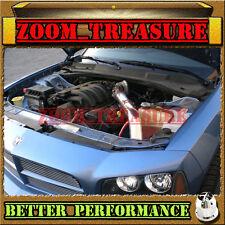 RED CHF 2005-2010 DODGE MAGNUM/CHARGER/CHRYSLER 300 2.7L V6 COLD AIR INTAKE
