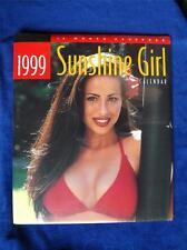 PIN UP GIRL CALENDAR 1999 TORONTO SUN SUNSHINE GIRL NEWSPAPER