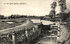 Bishops Stortford. On the Stort. Locks.