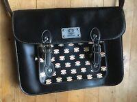 Paul Frank Tasche  Oldschool Collegetasche cross body bag 90er vintage kult