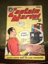 Captain Marvel Adventures (1941) #76 1947 Golden Age Comic