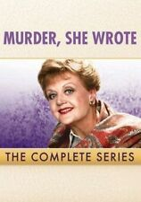 Murder She Wrote: Complete Series (DVD, 2013, 63-Disc Set)