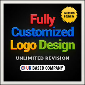Fully Custom Professional Logo Design Services for Web and Printing Use
