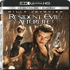 Resident Evil R Rated DVDs & Blu-ray Discs