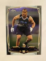 2014 Topps Chrome Anthony Barr Rookie Card #161 - ** MINT! WOW!! MUST SEE!!! **