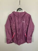 BERGHAUS AQ2 Jacket - Size UK14 - Purple - Great Condition - Women's