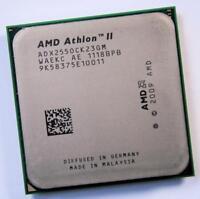 AMD Athlon II (ADX255OCK23GM) Dual-Core 3.1GHz Socket AM2+ AM3 CPU Processor