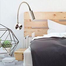 3W LED Wandleuchte Bedside Leseleuchte Wandlampe Lampe mit 360-Grad Flexible Arm