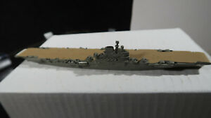 1:1200 Metal WWII US navy Aircraft Carrier
