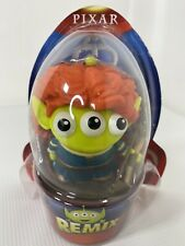New! Disney PIXAR Remix Toy Story Alien 02 Merida from Brave Free Shipping