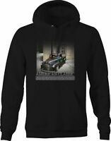 Sweatshirt - American Classic - 50's patina Chevy Hotrod Pickup Truck