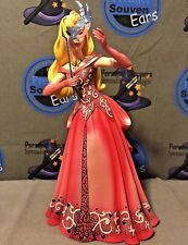 Disney Showcase Art Deco Aurora Masquerade Flapper Roaring Dress Figure Figurine