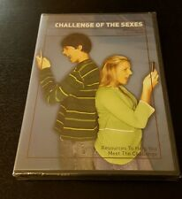 Challenge Of The Sexes: Ministry To Guys And Girls (DVD) youth teenage lead NEW