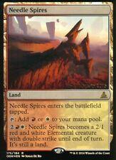 Needle spires FOIL | Presque comme neuf | préversions PROMO | magic mtg