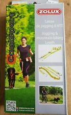 Laisse de rando/jogging & VTT Zolux Canisport Vert Ref. 403172