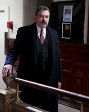 Blue Bloods Tom Selleck Actor 1 Glossy Lab Printed Color Photo 8x10 Picture #101