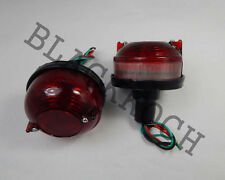 Rear Combination Tail Light Red fits JEEP CJ2A CJ3A CJ3B CJ5 CJ6 1945-1975 #26