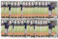 x100 FERNANDO TATIS Jr 2017 Bowman Draft Rookie Card RC lot/set San Diego Padres