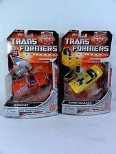 '06 & '07 Transformers Universe Set Autobot Ironhide & Sunstreaker MISB MIB BOX