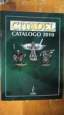 Citadel catalogo 2010 - Games Workshop MA FU04