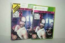 KANE & LYNCH 2 DOG DAYS LIMITED EDITION USATO XBOX 360 ED INGLESE GD1 44960