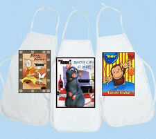 Personalized Kid Novelty Apron - (Any Image In Store)