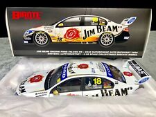 1:18 Ford Falcon FG JIM BEAM Racing 2010 Supercheap Bathurst 1000 #18 BIANTE NEW