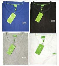 Hugo Boss Para hombres Mangas Cortas Camiseta con el logotipo de cuello redondo M L * Venta ** Venta