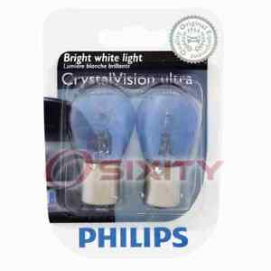 Philips Rear Turn Signal Light Bulb for Sterling 825 827 1987-1991 iy