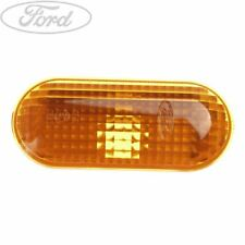 Genuine Ford Fiesta MK V Fusion Headlamps And Front N/S O/S Flasher Lamp 4360568