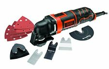 Black Decker Mt300ka - Multiherramienta oscilante 300W con maletin