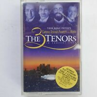 3 Tenors In Concert 1994 Carreras Domingo Pavarotti (Cassette)