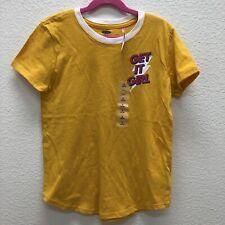 ba4a0b5e5 Talla L Amarillo 100% algodón Tops & T-shirts (Talla 4 y más grande ...