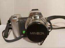 Minolta 10x Optical Zoom Camera