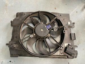 214818009 Renault captur front engine air fan unit cooling