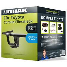 Corolla Fliessheck E11 Compact Anhängerkupplung starr E-Satz 7pol Set top neu