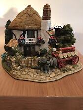 Lilliput Lane Cottages - The Drayman
