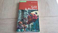 MATTIMEO I SALIK LE BARBARE  / BRIAN JACQUES