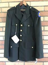 Military Army Green Dress Jacket Size 38 R NWT