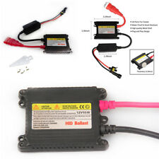 Digital Slim Xenon HID Conversions Ballasts 55W HID DC Waterproof Universal 2pcs
