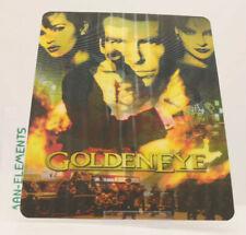 GOLDEN EYE goldeneye 007 - Lenticular 3D Flip Magnet Cover FOR bluray steelbook