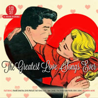 The Greatest Love Songs Ever Varie Nuovo CD