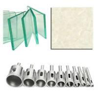10Pcs 6-30mm Diamond Tool Drill Bit Hole Saw Set for Glass Ceramic Marble Tile &