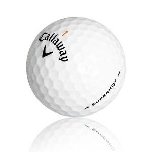 96 Callaway Superhot Near Mint Used Golf Balls AAAA