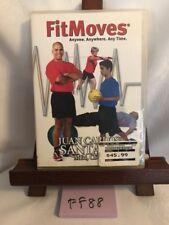 Fitmoves DVD! Juan Carlos Santana MEd, CSCS - Fit Moves! FREE SHIPPING! FF88